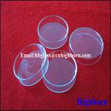 Fornitore della capsula di Petri Di vetro di quarzo del silicone fuso di Manufacurer