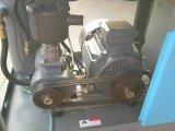 compressor giratório do parafuso 75kw para a indústria de vidro (velocidade fixa)
