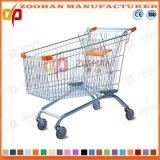 Supermarkt-Euroart-Einkaufswagen (Zht3)