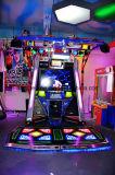 Simulador de atracciones de lujo Arcade Bailar Música Máquina de juego Monedas