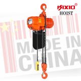 Side Magnetic Braking를 가진 3t G80 Electric Chain Hoist