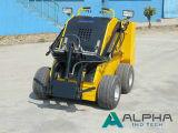 Mini chargeur de l'excavatrice Alm007mini de mini de dérapage chargeur électrique de boeuf