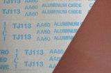 Ossido di alluminio di alluminio del panno di smeriglio dell'ossido di uso della mano Tj113