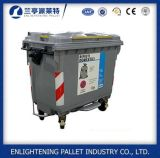 Abfall-Beseitigungs-großes überschüssiges Sortierfach mit Kappen-Rad 360 660L