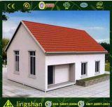 速い造りの構築デザインプレハブの住宅価格