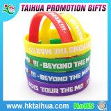 Prodotti più caldi sul braccialetto del silicone dei regali di promozione di modo del mercato