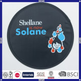 2016 Hot Sale Brand New Customized Logo Frisbee de nylon dobrável