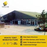 Немецкий стандартный шатер центра случая высокого качества для сбывания (hy040b)