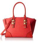 2016명의 도매를 위한 새로운 디자인 좋은 품질 형식 여자 빨간색 PU 가죽 핸드백