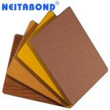 """"""" Marque Neitabond """" panneau de plafond en aluminium de haute qualité pour les toitures"""