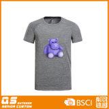 Gemisch-Druck-Form-schnelles trockenes T-Shirt der Männer