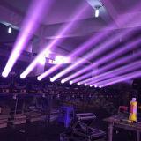 DJ Disco 350W 17r Moving Head Wash faisceau spot éclairage de scène