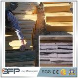 Pietra per lastricati naturale fiammeggiata dell'ardesia/granito/basalto per il giardino/progetto di paesaggio