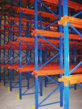 Na unidade de acionamento de alta qualidade através de porta-paletes de paletes