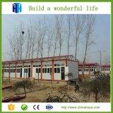 Dormitorio prefabricado de la pequeña materia del chalet de la estructura de acero de 20 M2 pequeño