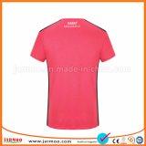 Рекламные материалы высшего качества 100% хлопок T футболки на заказ