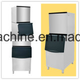 Vollautomatische große Kapazität mit Eis-Maschine des Würfel-2ton, Handelseis-Würfel-Maschine