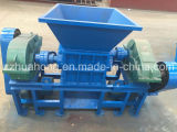 Madera / Heavy Duty Desechos / Plásticas Shredder Machine