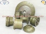 Electroplated диамант профилируя высокое качество колеса