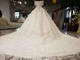 Aoliweiya花嫁の最新のデザイン結婚式の夜会服