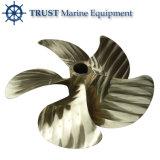 Médaille de bronze de haute qualité Marine hélice de bateau