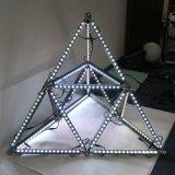 Geometrisches DMX RGB Digital Stab-Stadiums-Licht