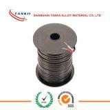 De uitbreidingsdraad en kabel van het thermokoppel met isolatie (type J)