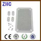 Neue IP65 500*400*200 imprägniern elektrischen Gehäuse-Plastikanschlußkasten mit eingehängter Kappe