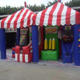 Надувные палатка с ПЗУ/надувной автомобиль Дом