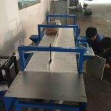 Ligne de production de plastique système de convoyeur de la chaîne du convoyeur en acier inoxydable