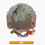 ヘルメットのMulticam弾道か防弾速いカラー