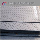 Placa Chequered de aço galvanizada mergulhada quente do diamante