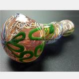 カラーガラス管をリサイクルするガラス配水管フィルタータバコ