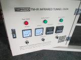 Essiccatore infrarosso di stampa dello schermo della maglietta della tessile di TM-IR800y
