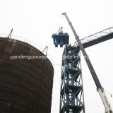 Gtd / Gth Sistema de transporte de elevadores de cangilones para piedra caliza