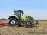 Design especial 400mm Rubber Track System Fixs Agriculture Tractor
