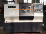 Tck-46를 도는 절단 금속을%s 수평한 포탑 CNC 공작 기계 & 기울기 선반