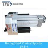 Boring Head vertical del eje 6000 rpm 1.7kw de madera de la perforación