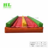 Настроить надувные слайд с воздуха плотно бассейн