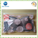 Оптовые продажи подгоняли ясный мешок Бикини застежки -молнии PVC (JP-plastic037)