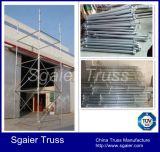 Im Freienkonzert verwendeter galvanisierter Stahlschicht-Binder