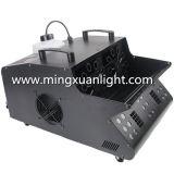 3000W 18PCS 3in1 LED 단계 안개 거품 기계