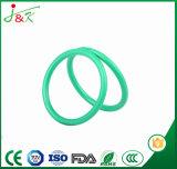 Anillo o de goma colorido con la certificación de la ISO