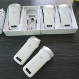 Nueva punta de prueba convexa sin hilos de 128elements 32channel para los dispositivos móviles del teléfono elegante