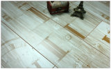 8.3mm HDFのビニールのカシの木の積層の薄板にされたフロアーリング