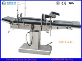 セリウムの公認余分低い医学の外科装置電気操作のベッド
