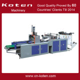 Haute vitesse automatique Heat-Sealing & Sac Heat-Cutting Making Machine