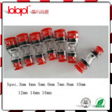Пластичные штуцеры трубы HDPE