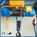Alzamiento eléctrico del torno del cable resistente CD1 para el equipo de elevación