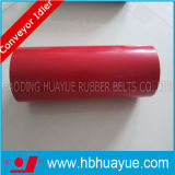 Qualität sichere Qualitäts-Gummiförderband-Systems-Rolle und Spannrollen-Durchmesser 89-159mm